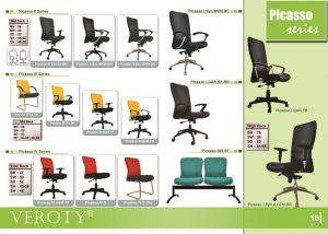 Kursi Kantor VEROTY Picasso Series