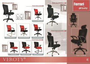 Kursi Kantor VEROTY Ferrari Series