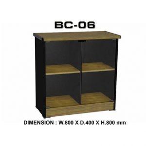 Lemari Kantor Arsip VIP BC 06 (Kaca)