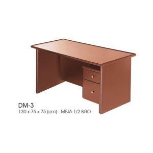 Meja Kantor Staff Indachi DM-3