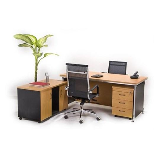 Meja Direktur Kantor Aditech FD 09