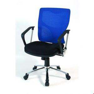 Kursi Kantor ERGOTEC 850 S (Oscar/Fabric)