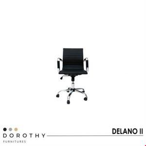 KURSI KANTOR DOROTHY – DELANO II (EXCEPT BLACK )