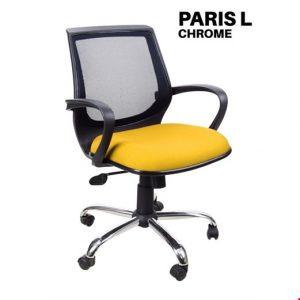 Kursi Kantor Uno Paris L Chrome (Oscar/Fabric)