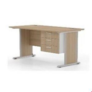 Meja Kantor Highpoint Six OD6120 Cappucino