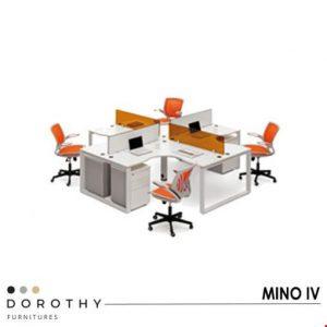 PARTISI KANTOR DOROTHY – MINO IV