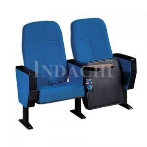 KURSI AUDITORIUM INDACHI 2 SEAT