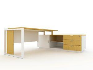 Meja Kantor UNO UOD 7068 ECL